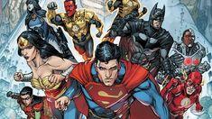 INJUSTICE: GODS AMONG US YEAR FOUR #1 | DC Comics