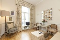 A peek inside Dawson Place in London from onefinestay $434/night