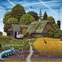 Surrealism by Jacek Yerka