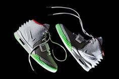 New Nike Air Yeezy 2 Shoes Nike X Kanye west collaboration