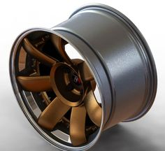 Concept Turbo Prop - seven spokes of sexiness from https://www.facebook.com/bstarwheels