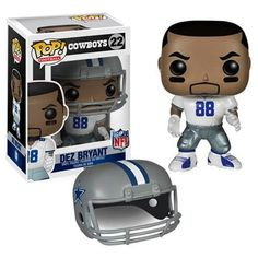 NFL Pop! Vinyl Figure Dez Bryant  Dallas Cowboys  7f04958d8f1