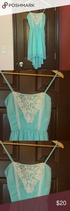 Blue rue 21 dress Blue rue 21 dress Rue 21 Dresses