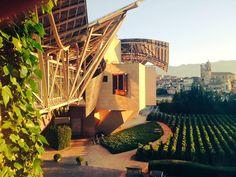 @marquesderiscal #vinoyarquitectura #winelover #amantedelvino #wine #vino #vin #vi