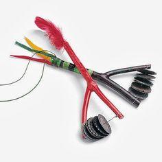 alegres instrumentos musicales caseros