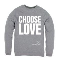 Choose Love Jumper
