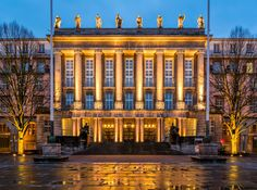 Rathaus Wuppertal Barmen