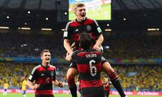 Brazil 1-7 Germany: Hosts stunned as Muller and Co run riot