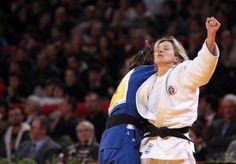 Pela quinta vez, Telma Monteiro é campeã europeia de judo - PÚBLICO