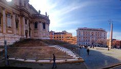 Basilica di Santa Maria Maggiore Roma . . . . . . #travel #vacation #photography #instatravel #travelgram #travelphotography #discover #adventure #explore #worldtraveller #wanderlust #viaje #viajar #viaggio #viagem #travelphoto #travelpics #travelblog #travelblogger #blog #blogger #italy #italia #europe #basilica #rome #roma
