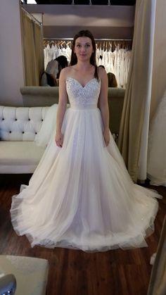 Essense of Australia 'D1733' - essence of australia - Nearly Newlywed Bridal Boutique - 1