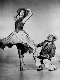 Gene Kelly & Leslie Caron  An American in Paris... Stunning Masterpiece of Art, Music and Dance