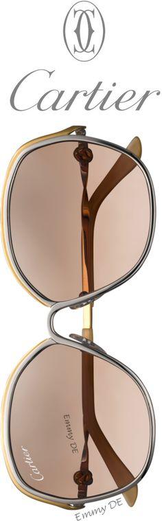 Emmy DE * Trinitiy de Cartier SS 2016 #sunglasses