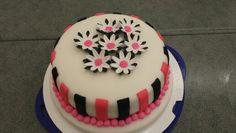 Wilton Course 3 Final Cake