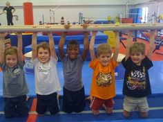 Best Gymnastics Camp