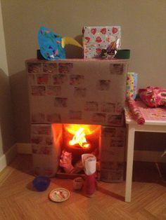 Sinterklaas on pinterest sinterklaas knutselen and van for Huis maken surprise
