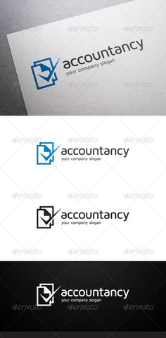 Accountancy Logo #GraphicRiver Description Accountancy Logo is a multipurpose logo. This logo that can be used by accountancy companies, etc. What's included? 100% vector AI and EPS files CMYK Fully editable – all colors and text can be modified Layered 3 color variations Font Font used: Maven Pro Don't forget to rate if you like! Created: 12November13 GraphicsFilesIncluded: VectorEPS #AIIllustrator Layered: Yes MinimumAdobeCSVersion: CS Resolution: Resizable Tags: accept #accountancy…