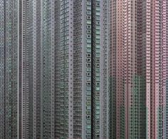 "Michael Wolf ""Architecture of Density"" (Hong Kong)"