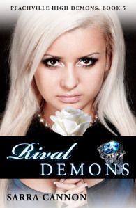REVIEW: Rival Demons (Peachville High Demons #5) by Sarra Cannon