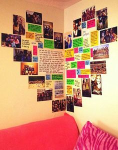 Awesome Diy Photo Collage Ideas For Your Dorm Or Bedroom Room