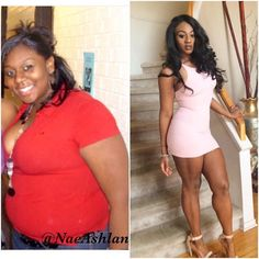 Got a great transformation tip? Share in the comments Want to Make a Transformation Like This? Check bio for our Five Star 12-Week Transformation Program! Use #TransformFitspoCommunity for a chance to Get Your Transformation Featured @naeashlan Currently at the gym and realized I'm a few lbs away from the 100 lb mark . The glo-up has been a trying process but here we are lol. 10 lbs to goal weight. Went from 275 to 185!!