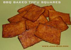 bbq tofu + organic green beans + baked sweet potatoes = dinner tonight