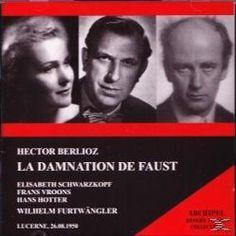 Prezzi e Sconti: La #dannazione di faust (la damnation de  ad Euro 17.80 in #Archipel #Media musica classica lirica