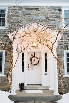 Sullivan Owen Holiday 2014 Custom Philadelphia Holiday Decor Photo by With Love & Embers