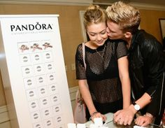 cutest couple ever! cody simpson and gigi hadid