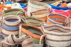 How to Weave a Handbag