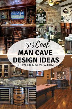 59 Cool Man Cave Ideas Best Diy Man Room Decor 2020 Guide