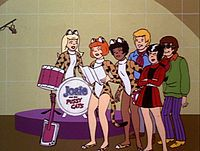 Josie and the Pussycats (TV series) - Saturday am