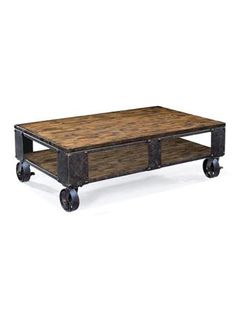 """Pinebrook"" Coffee table with contemporary design"