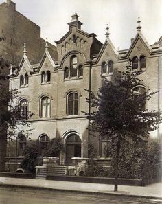 Berlin, Nachodstraße 10, Russisches Haus, ab 02.09.1924 Deutsch-Russische Schule.