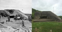 Then And Now: 11 Iconic Battlefields of WWII