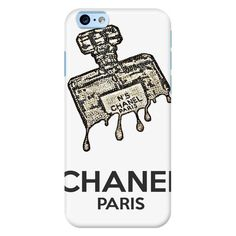 Iphone Case - Chanel No 5 Paris Channel inspired phone case