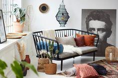 """Das Designlabel """"liv interior"""" mit Sitz in Hamburg steht für nachhaltige und fair produzierte Heimtextilien und Wohnaccessoires."""