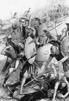 The Athenian expedition to Sicily from 415 - 413 BCE - featuring the siege of Syracuse - was the crucial turning point in the Peloponnesian War.