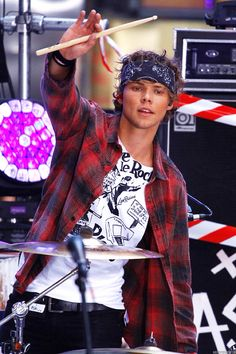 Ashton Irwin is my future husband, but he just doesn't know it yet.<<< basically.