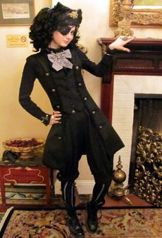 Crystaline : Steampunk Fashion Archives. Steampirate