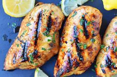 The Best Chicken Marinade Recipe makes the juiciest and flavorful grilled chicken. How to make the perfect grilled chicken. Perfect Grilled Chicken, Chicken Marinade Recipes, Grilled Steak Recipes, Chicken Marinades, Marinated Chicken, Grilling Recipes, Perfect Chicken, Cooking Recipes, Tuna Recipes