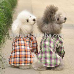 Cat Dog Pet E1007 Vestuário T-shirt Estilo Cowboy Denim Patchwork Camisa Xadrez Fashion Design produto da fábrica-imagem-Roupas e acessórios para animais de estimação-ID do produto:900002740925-portuguese.alibaba.com