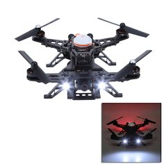 Only give you two concepts for this  #Walkera Runner 250 #Quadcopter------powerful and exciting! It is the super combination of the technology. Love it? Try it!http://www.tomtop.cc/n2Yrma