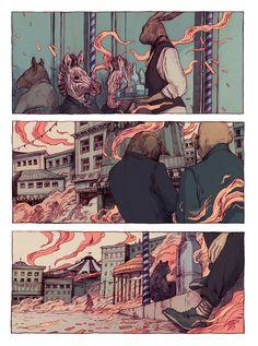 RedLipstick Resurrected — Thomke Meyer (Hamburg, Germany) - Illustrations...