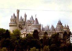 Chateaux de Pierrefonds, France  (filming of Merlin!)