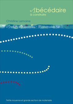 Abécédaire à construire de Christine Lemoine sur TheBookEdition.com