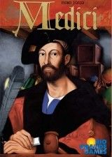 Medici, by Rio Grande Games. A Renaissance auction game? Yes!