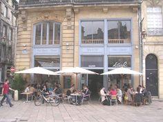 le petit-déjeuner chez Karl a Bordeaux