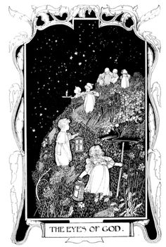 Art by Charles Robinson (1895) from THE CHILD WORLD. Source:http://archive.org/details/childworld00seto
