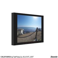 Decorate your walls with California canvas prints from Zazzle! Choose from thousands of great wrapped canvas to beautify your home or office. Photo Canvas, Canvas Art Prints, Wrapped Canvas, California, Frame, Decor, Picture Frame, Decoration, Frames